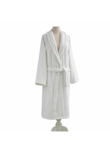 Linens Basic Bornoz Beyaz